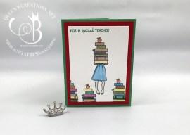 Hand Delivered Teacher Books