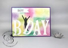 Happy Birthday Enjoy Life