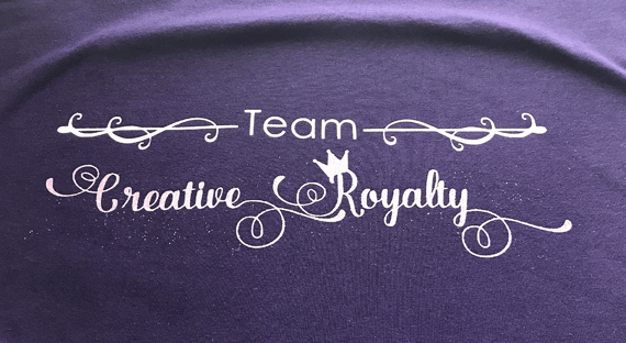 Stampin' Up! #OnStage2019 Creative Royalty Team T-Shirts by Lisa Ann Bernard