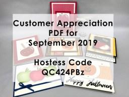 September Customer Appreciation PDF