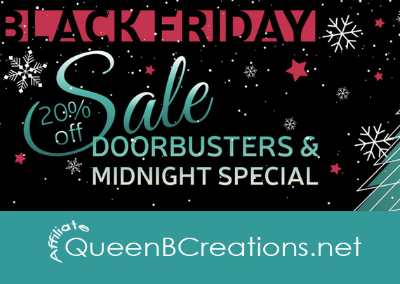 Stamp-N-Storage Black Friday Sales 2019 - Doorbusters & Midnight Specials