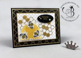 Honey Bee Thank You