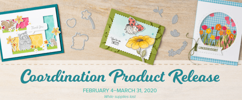 Stampin' Up! Sale-A-Bration Coordination Products - Purchase at www.QueenBCreations.net