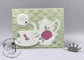 Tea Together for Mother's Day