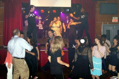 gigs and events Performance Services