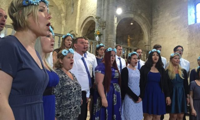 Queen Adriatic Sea Choral Festival Competition
