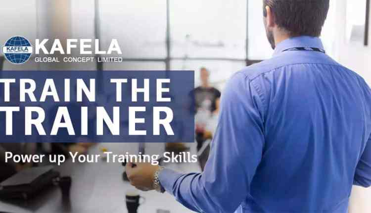 Get Train the Trainer Course to Power up Your Training Skills