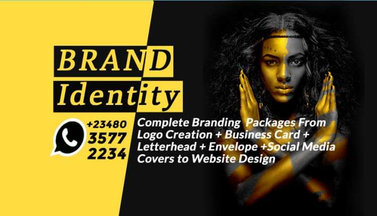 Complete branding packages