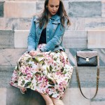 Girly Style in Milan
