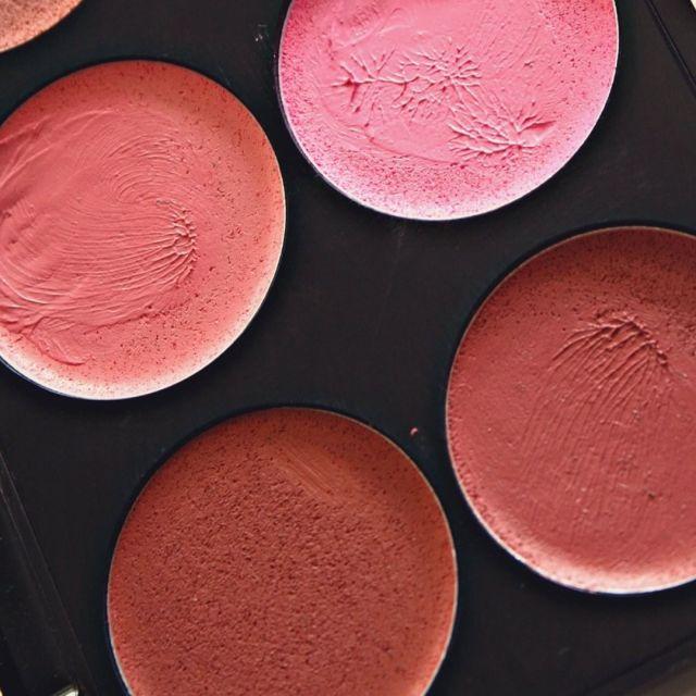 Sweet Cheeks! 21 Cruelty free Natural amp Vegan Blushes uphellip