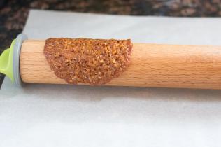 Quinoa Lace Cookies