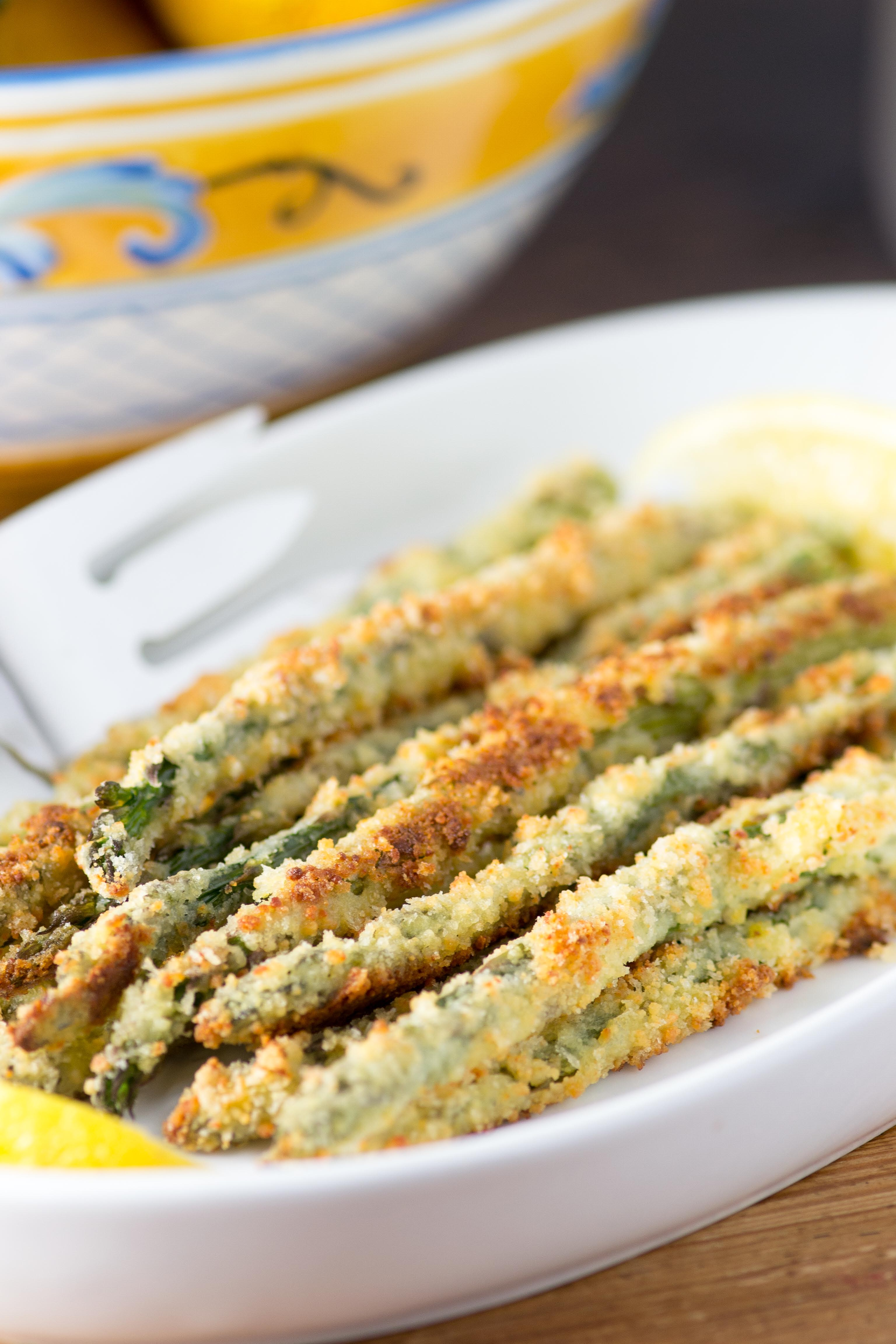 Panko Parmesan Crusted Asparagus Queen Of My Kitchen Watermelon Wallpaper Rainbow Find Free HD for Desktop [freshlhys.tk]