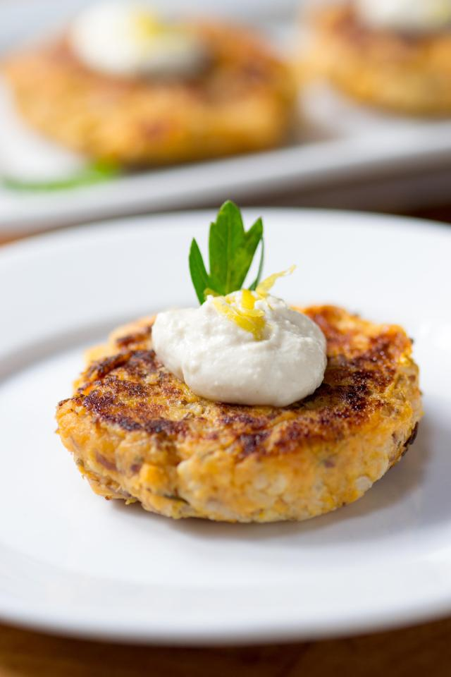 Dairy Free Crab Cakes