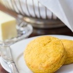 Herbed Sweet Potato Biscuits