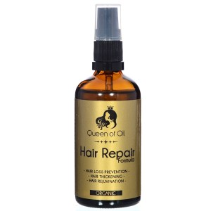 Hair repair oil