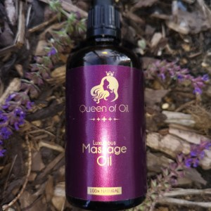 Luxurious Massage Oil - Skin Rejuvenation and Relaxtion