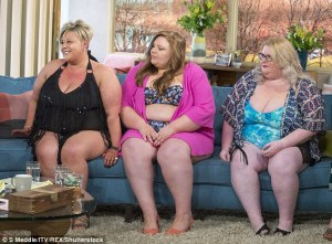 Shaming the body shamers, Melanie Cohen, Hollie Burgess and Anne-Lise Barber: beach body ready and part of something bigger than their waist sizes