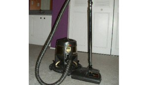Rainbow vacuum by Rexair