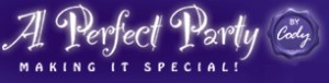 Perfect Party by Cody logo