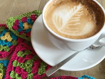 Sonntaglinks im August: Von Büchern, einem ausverkauften YarnCamp und kreativen Auszeiten