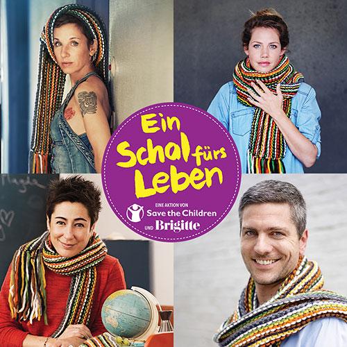 © Ein Schal fürs Leben, 2016
