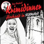 """Krimidinner – """"Hochzeit in Schwarz"""""""
