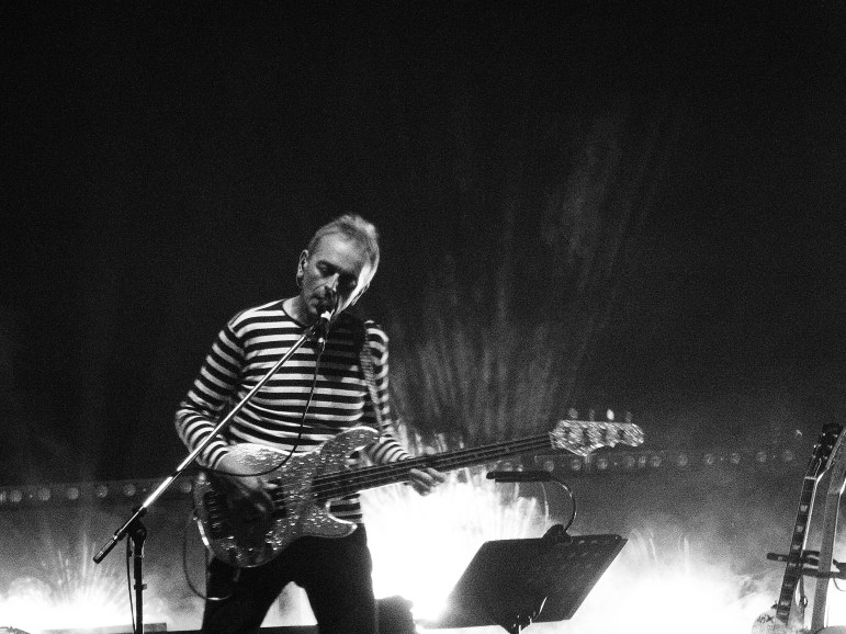 Underworld - Royal Festival Hall 11th October 2014, Photo by Paul Carless https://flic.kr/p/pm3Uou
