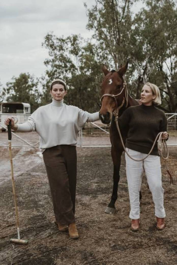 Event organisers Elizabeth Africano and Bridget Coulton say the event will be more special than ever, as the club celebrates 110 years. Photo: Alisha Reading