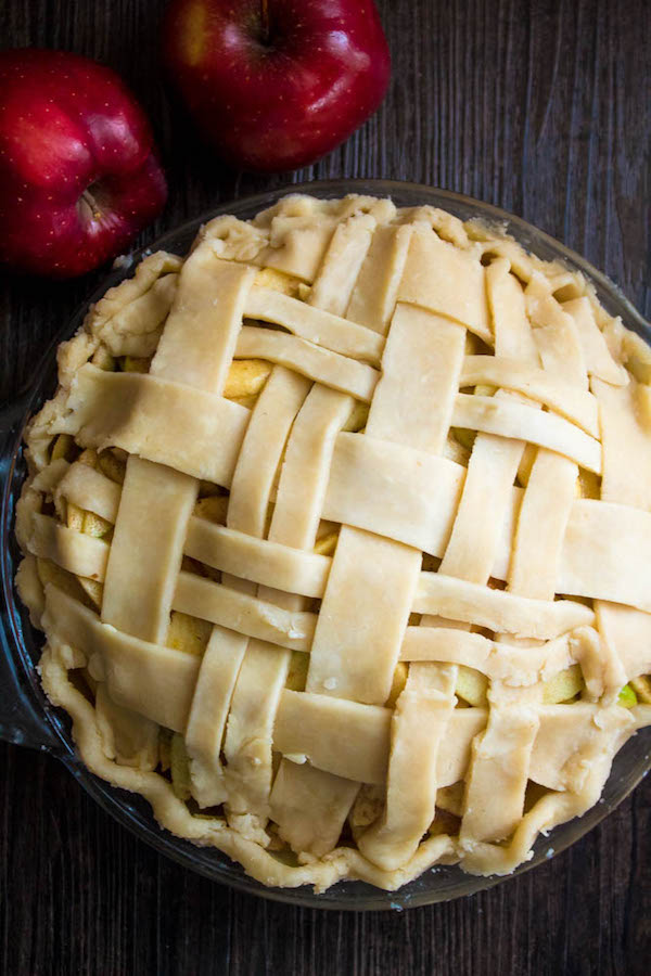 Apple Pie Crust Without A Food Processor