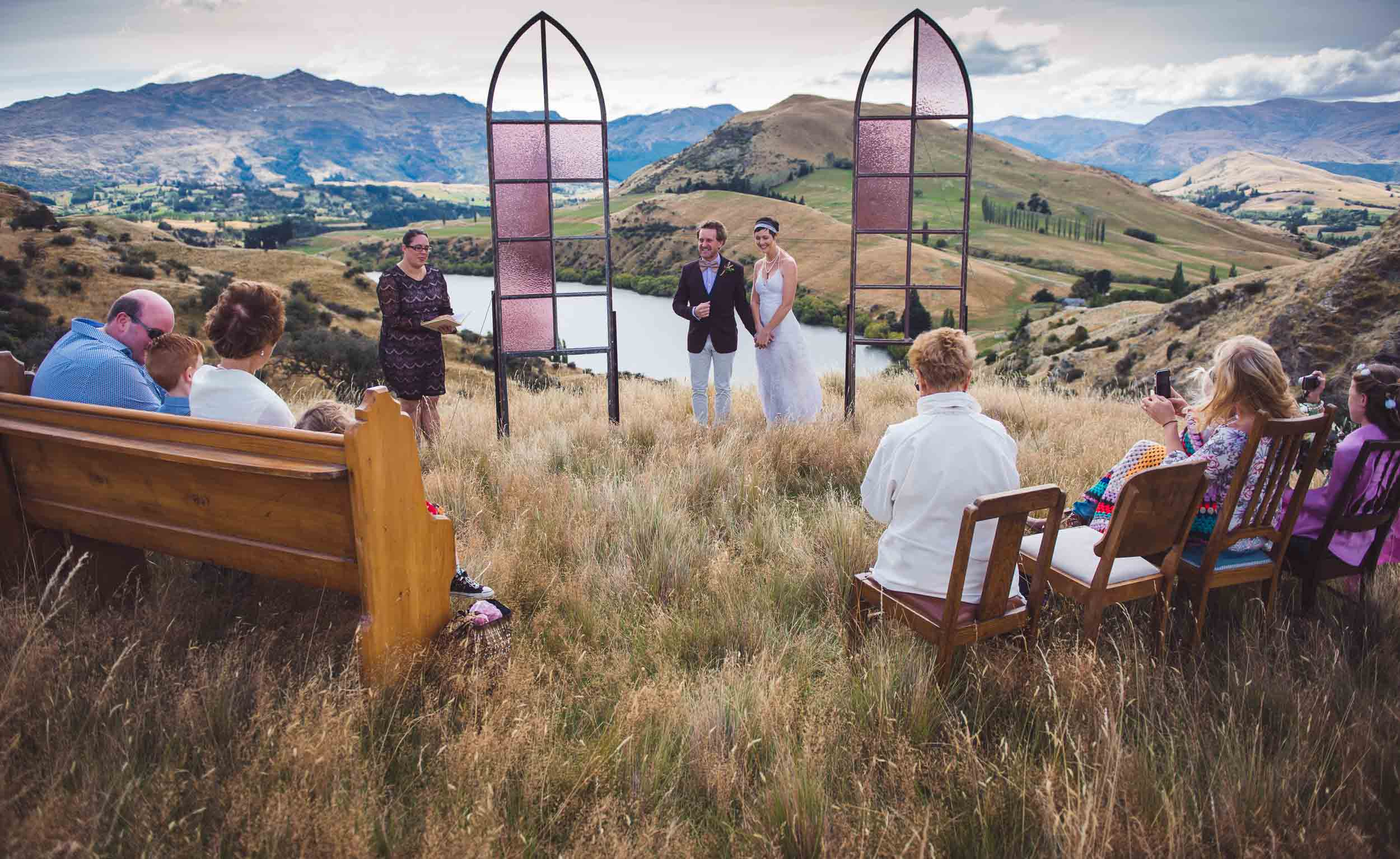 New Queenstown Wedding Venues NZ High Country, Gibbston ...