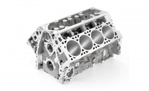 This is an engine block.