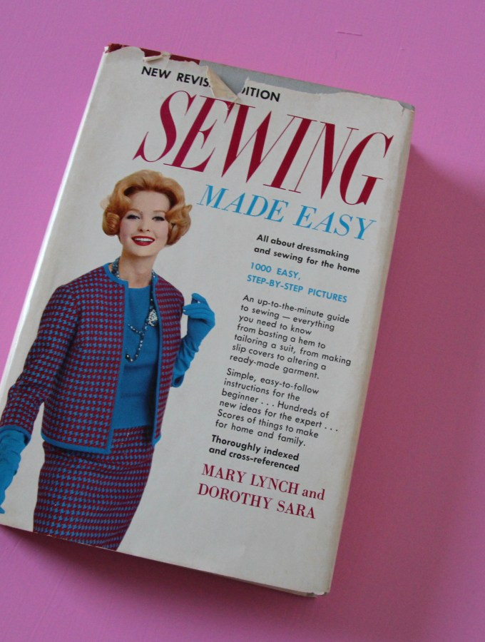 BUILDING YOUR SEWING TOOL KIT