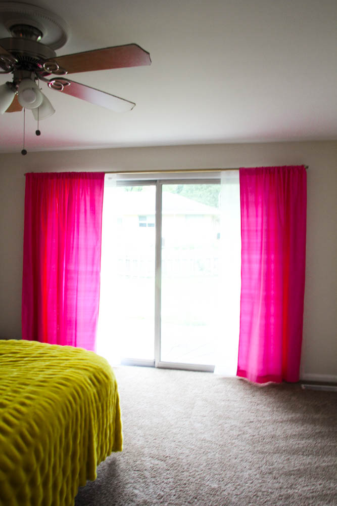 Diy Curtain Rods For Oversized Windows Queens Vein