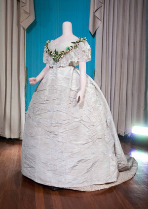 Royal Wedding Dress Five Royal Wedding Dresses