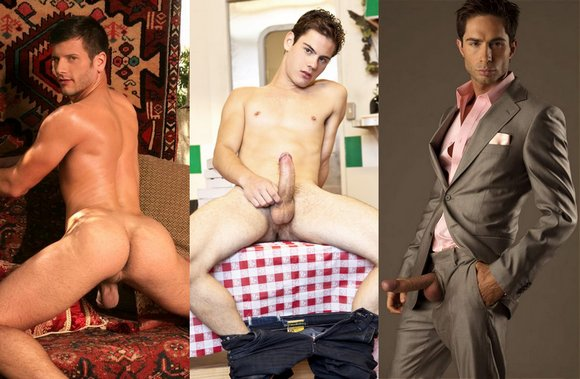 gay porn star Derrek Diamond Jake Lyons Michae Lucas