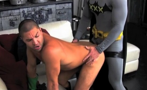 Quickly batman and robin spoof porno apologise