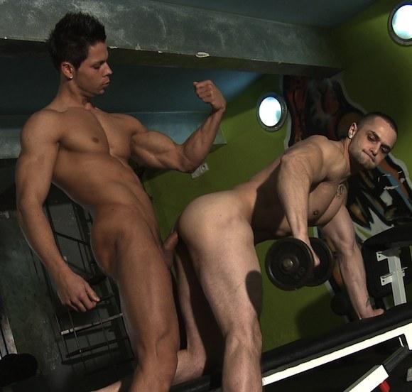 youtube gay sex pumping iron