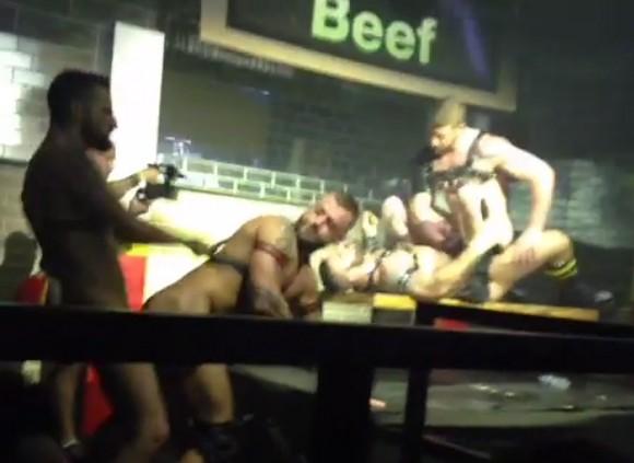 Beef jerky live sex show in tel aviv