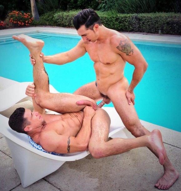 Jimmy Dean homo porno