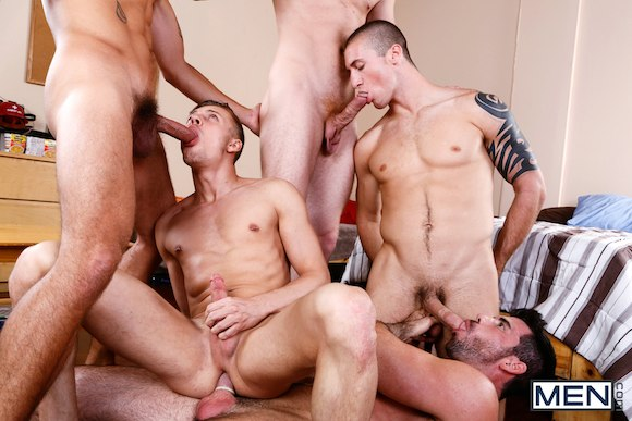 Hot naked sexual intercourse