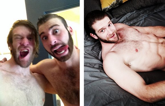 Colby Keller Jarec Wentworth Randy Blue 2