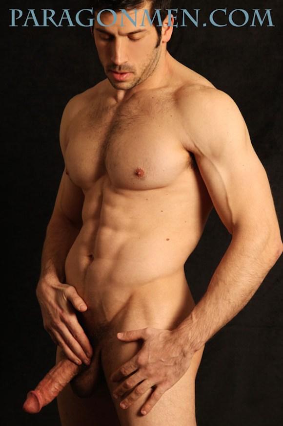 Leo Giamani Gay Porn Star Paragon Men 2
