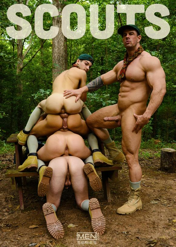 Zeb Atlas Johnny Rapid Jack Radley CK SteelZac Stevens