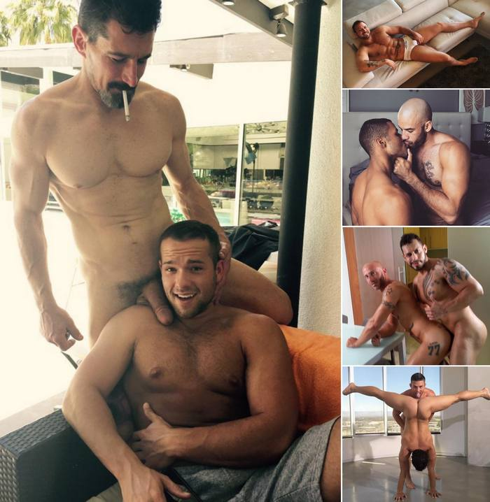 Gay Porn David Anthony Luke Adams Austin Wolf Viktor Rom Ryan Rose