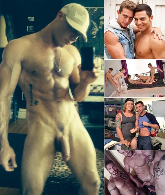 Gay Porn Stars Jason Adonis Tom Faulk Colt Rivers Viktor Rom