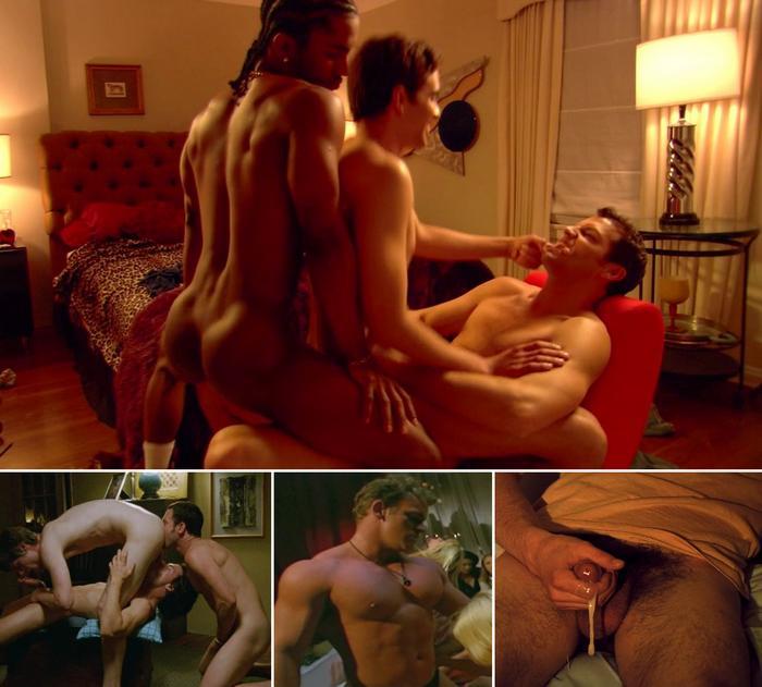 Male Nudity Threesomes Orgies