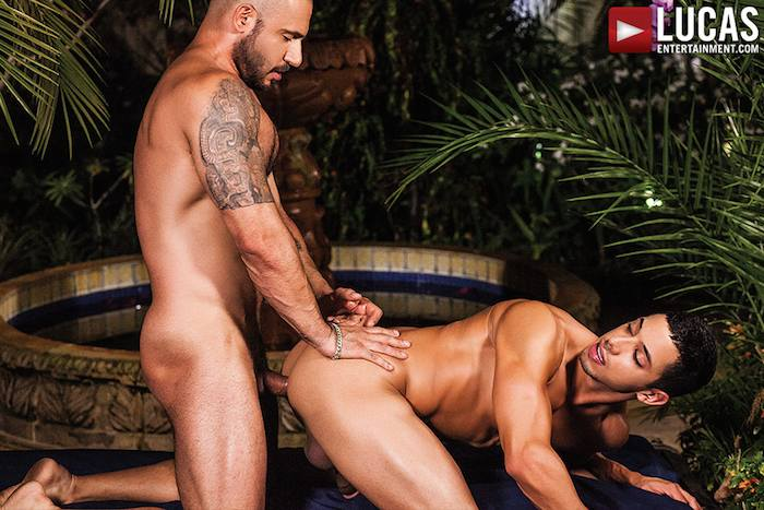 Drae Axtell Pedro Andreas Gay Porn Bareback Sex