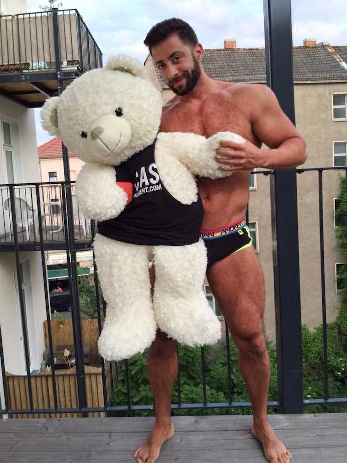 Valentino Medici Bear 2
