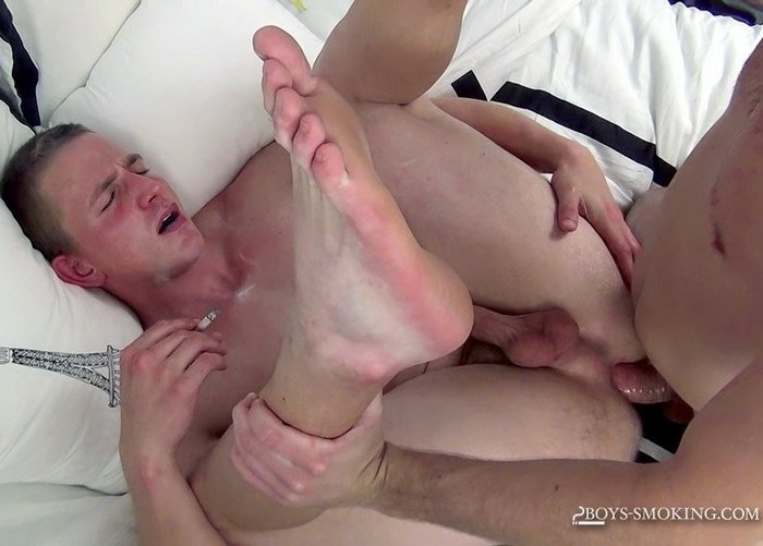 Marcus Mojo Comes Back To Gay Porn And Does A Flip-Fuck -4069