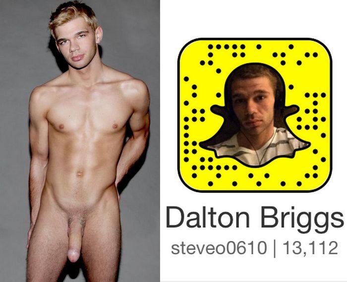 Homoseksuelle pornostjerner hotte fyre til at følge på Snapchat-opdatering-3294